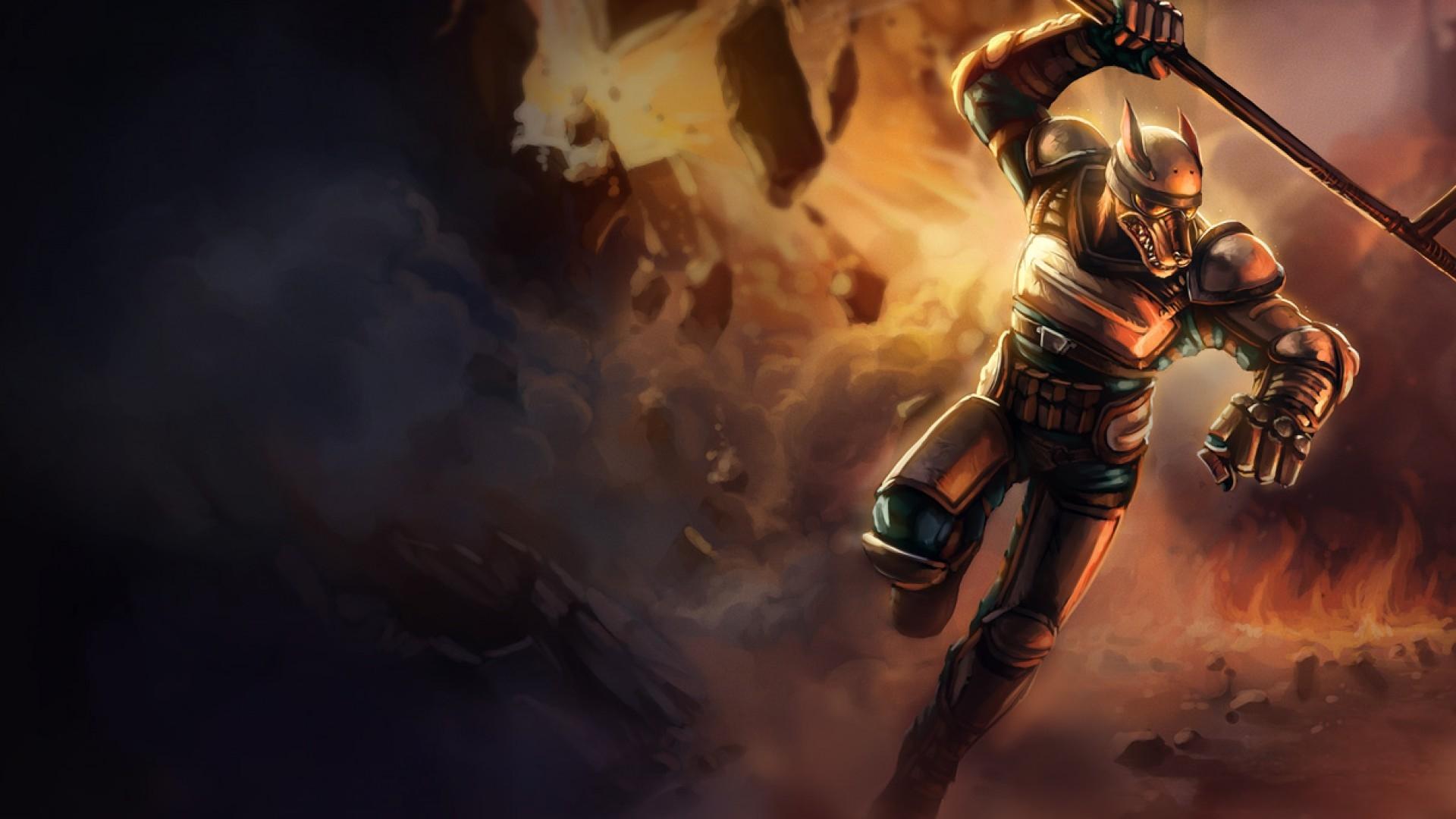 League Of Legends Riot