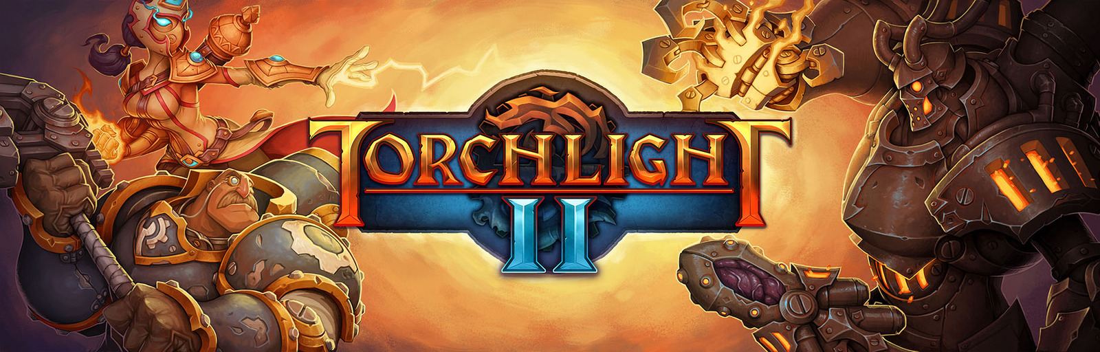 torchlight ii christmas giveaway gamersbook. Black Bedroom Furniture Sets. Home Design Ideas