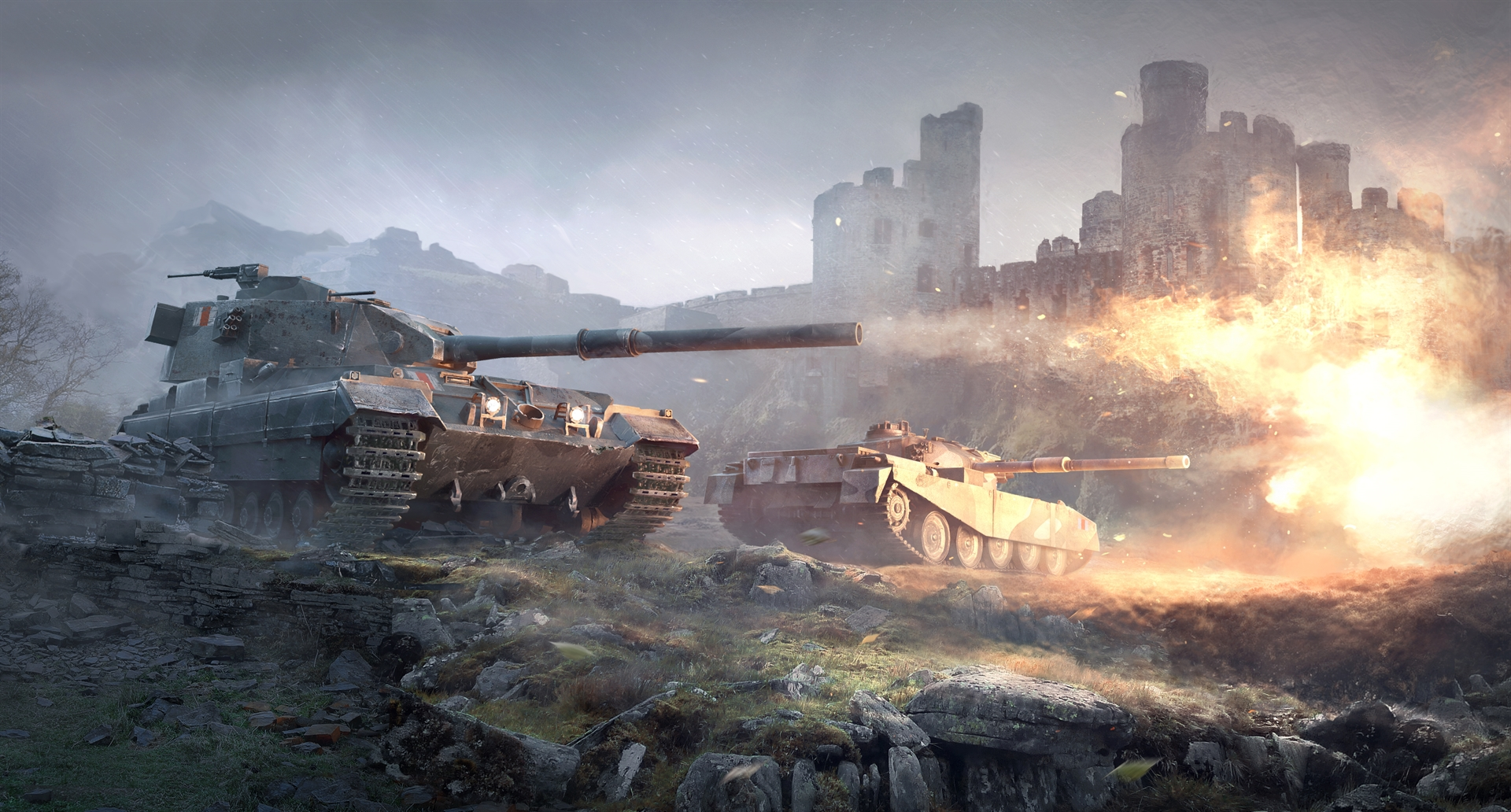 how to buy a tank in world of tanks