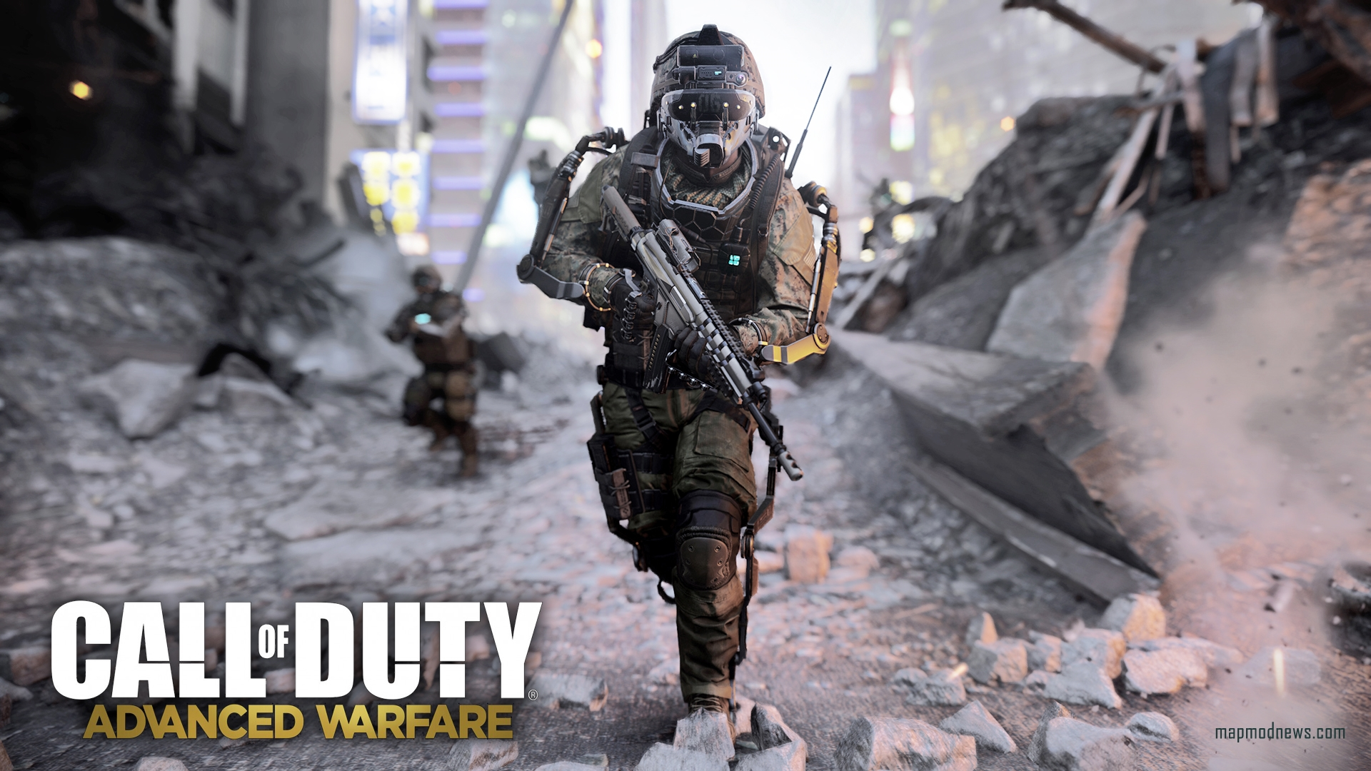 Call Of Duty: Advanced Warfare Multiplayer Features