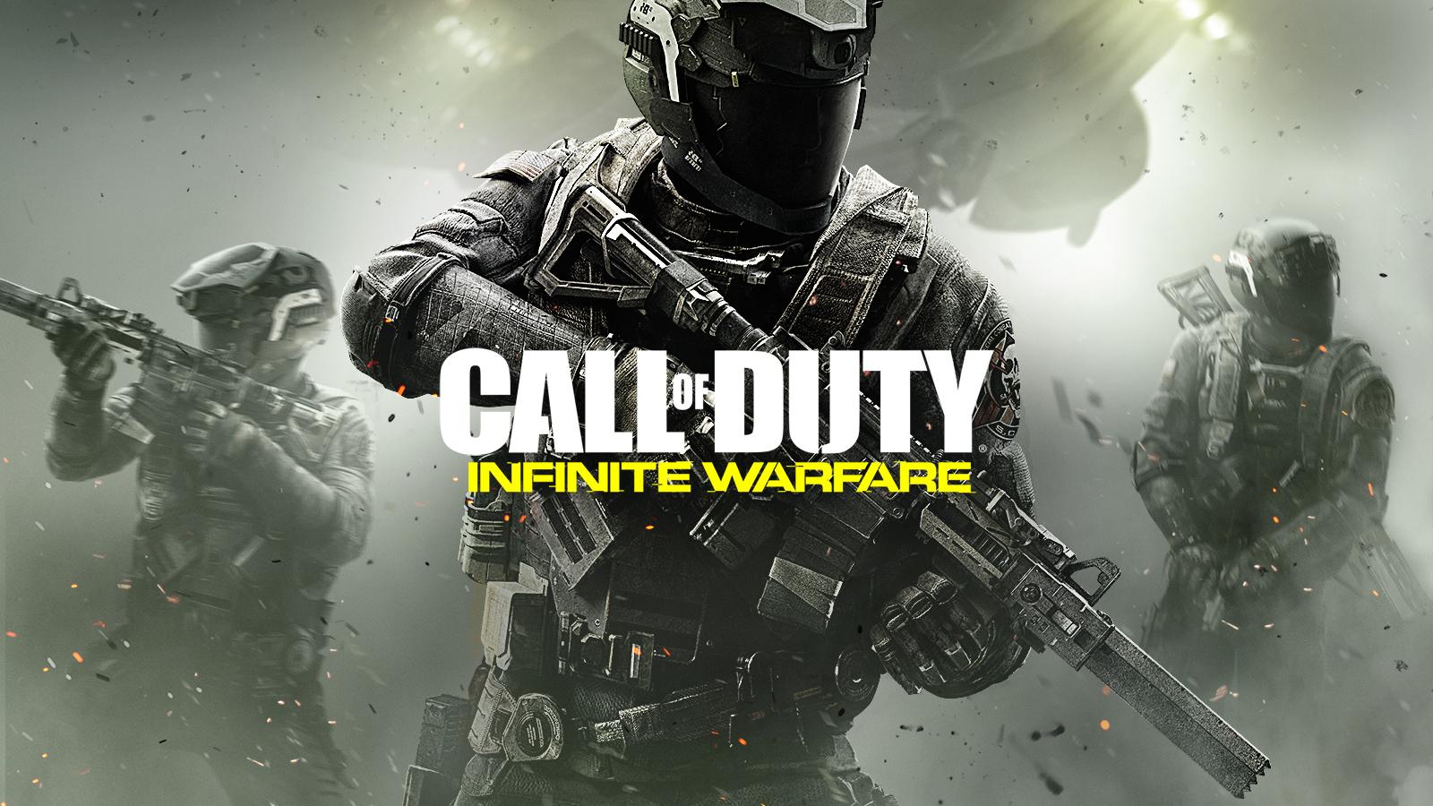 Call of Duty: Infinite Warfare- minimum system ...