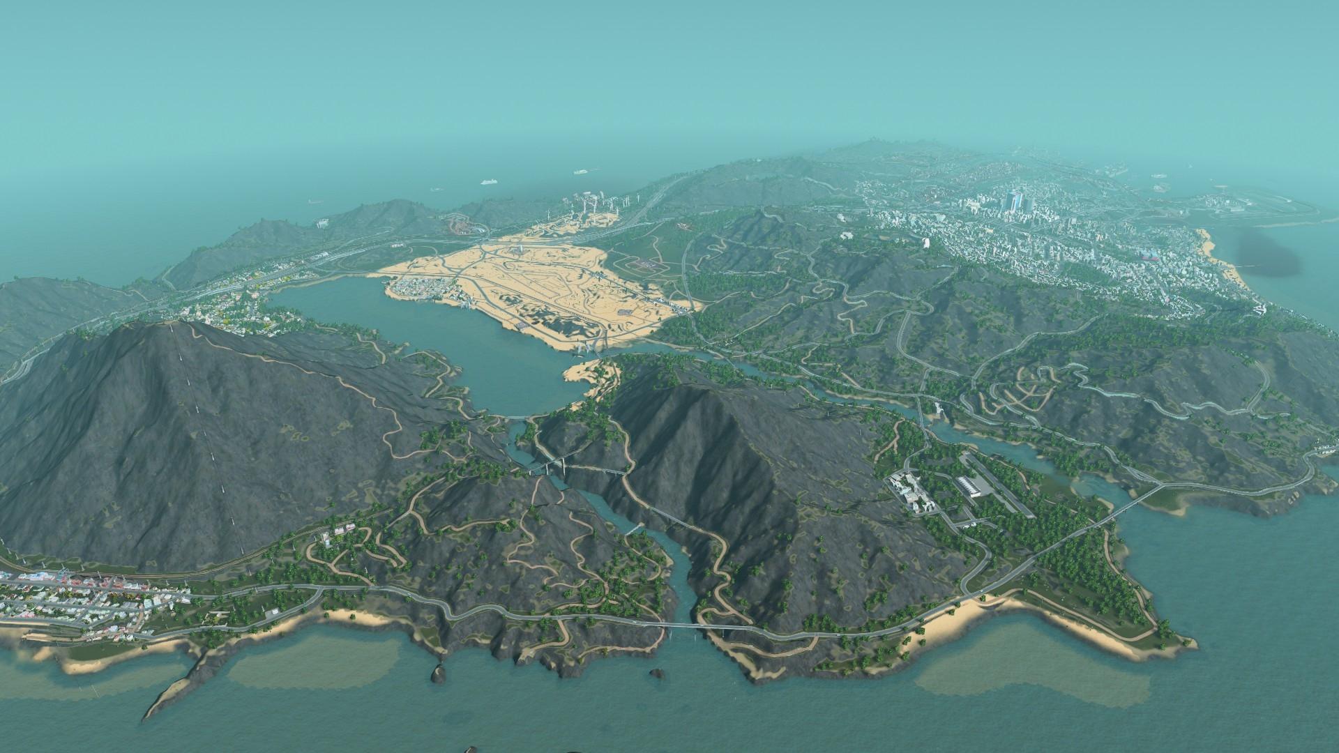 Cities Skylines Islands