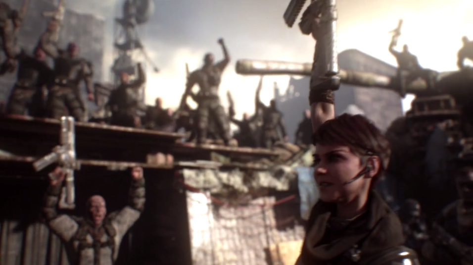 Footage from cancelled Doom 4 leaks online > GamersBook