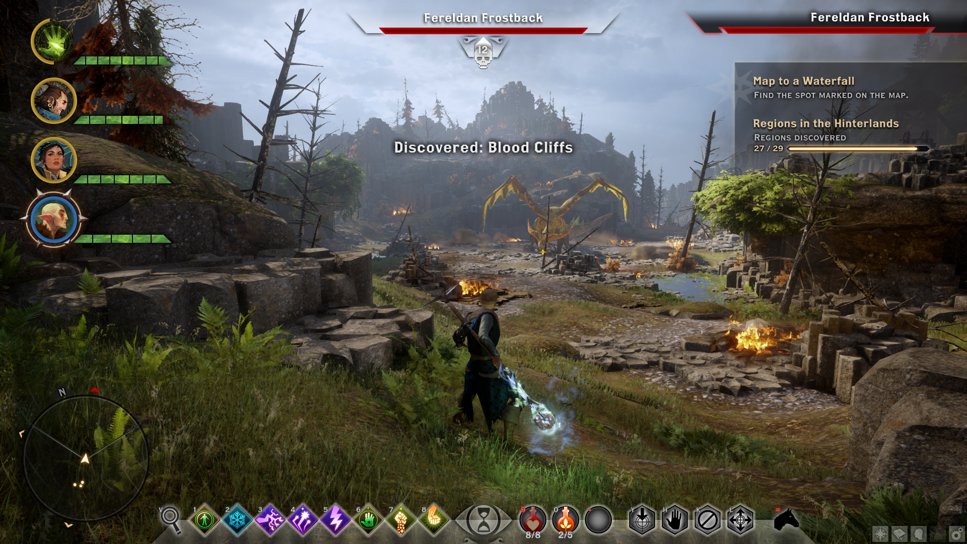 Dragon Age Inquisition Screenshots Gameplay Dragon Age Inquisition pc