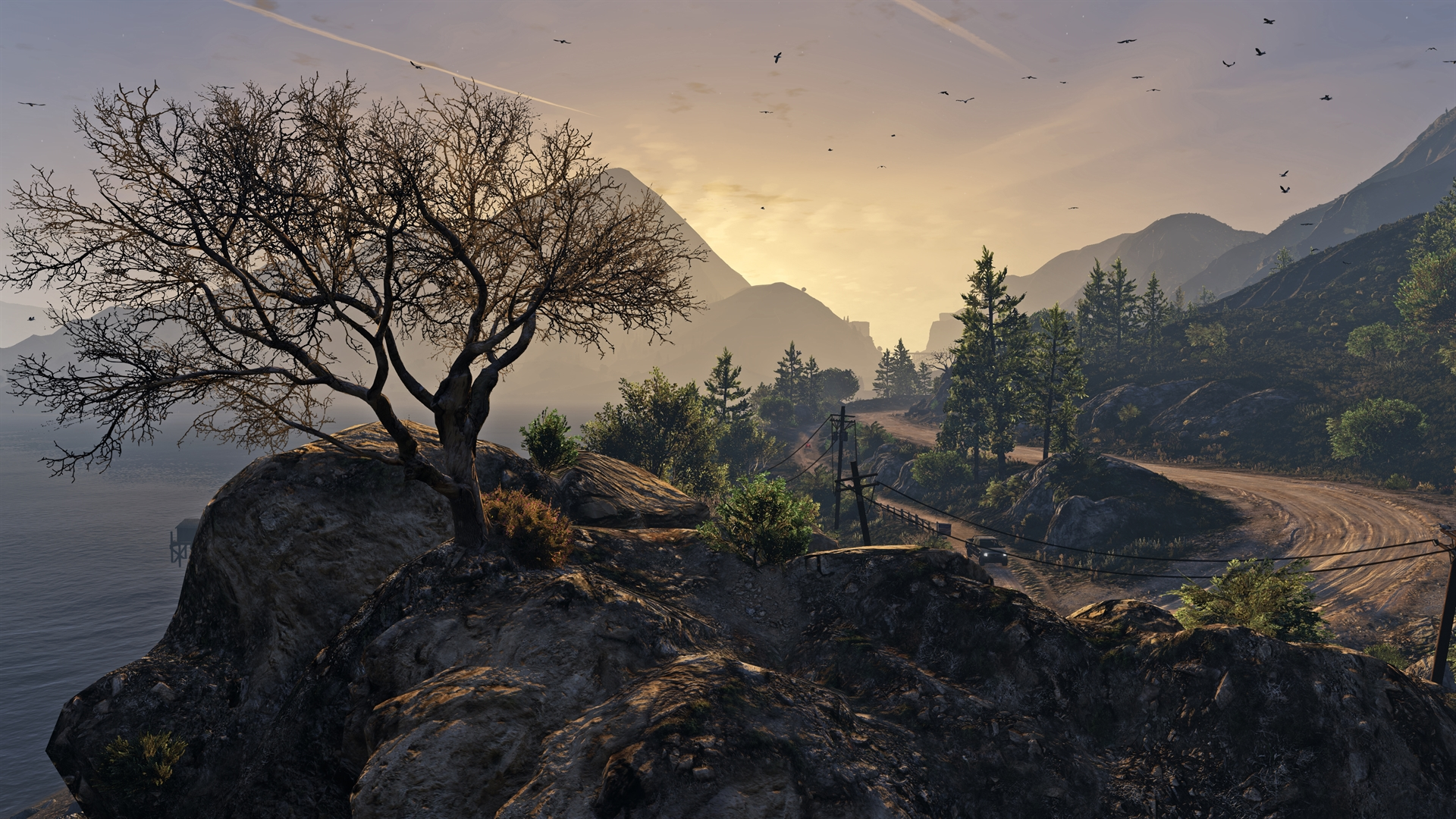 GTA V's PC Version Delayed to Late March, System