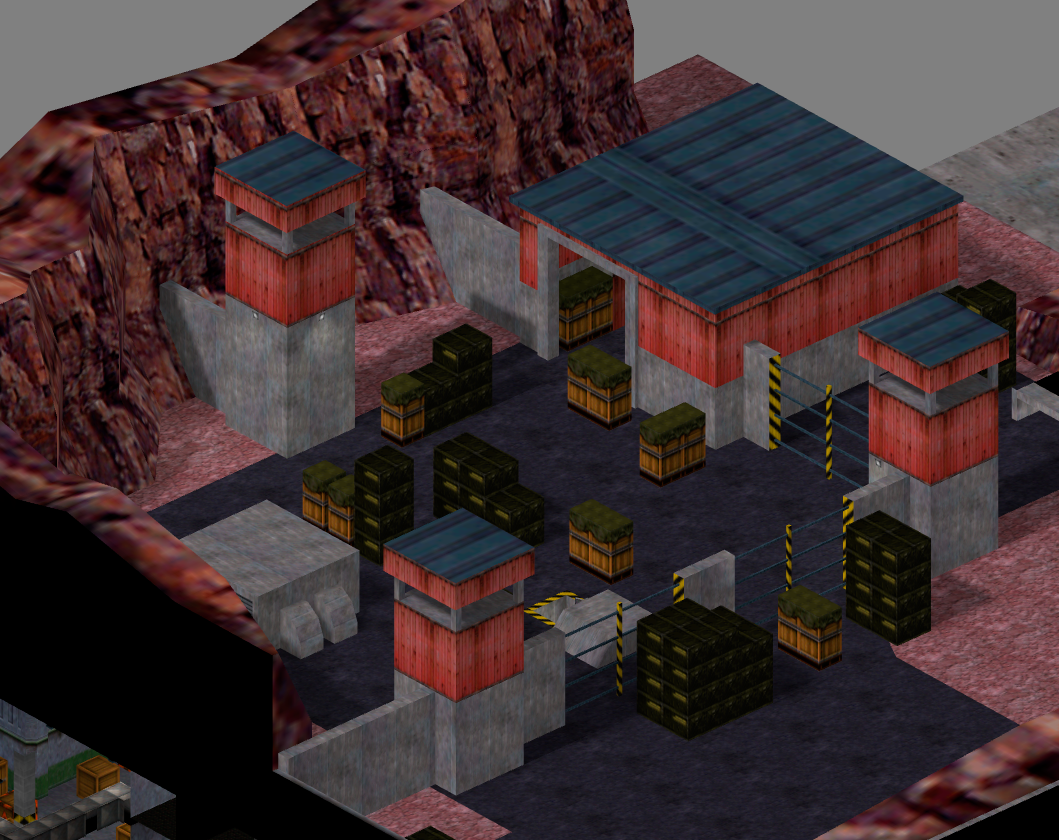 How Would Half-Life Look as an Isometric Game > GamersBook