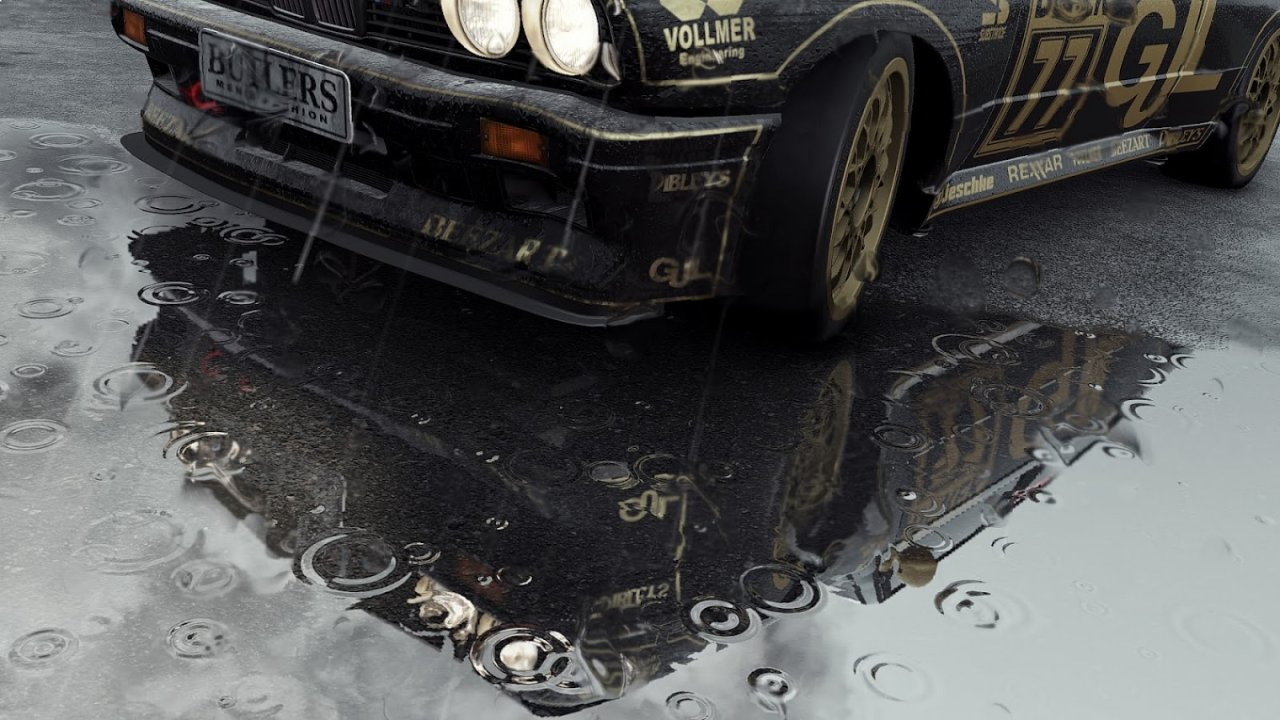 New Project CARS Screens Show Dynamic Weather