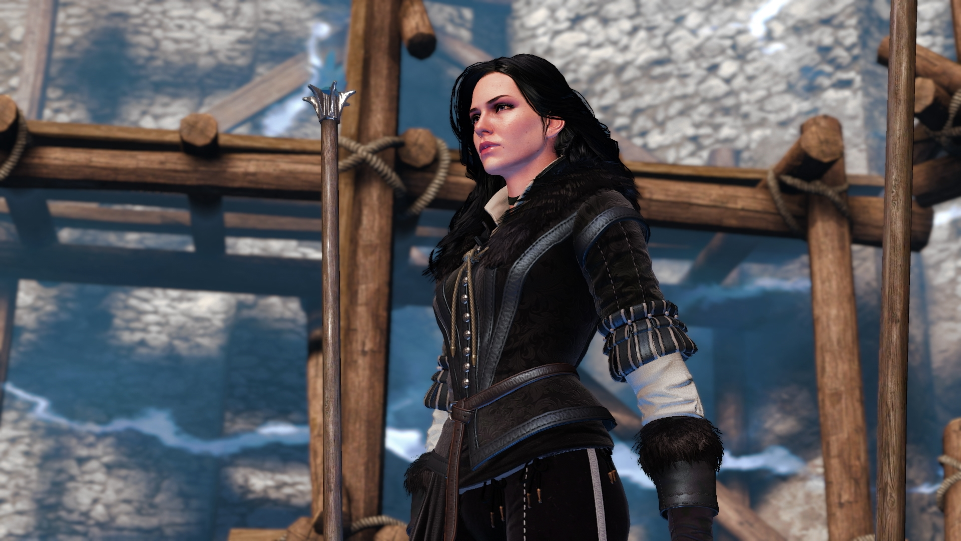 The witcher 3 suzy exploited video