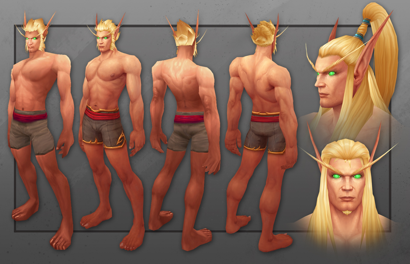 Blood elf butts sex image