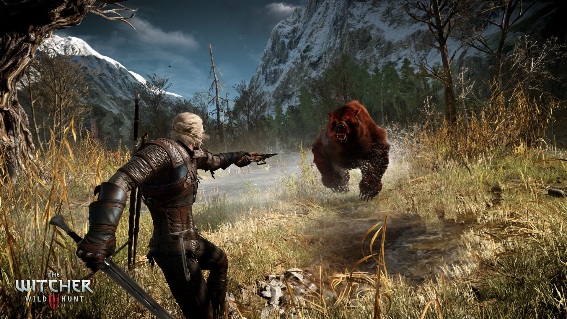 More The Witcher 3 Wild Hunt Gameplay And Screenshots Released