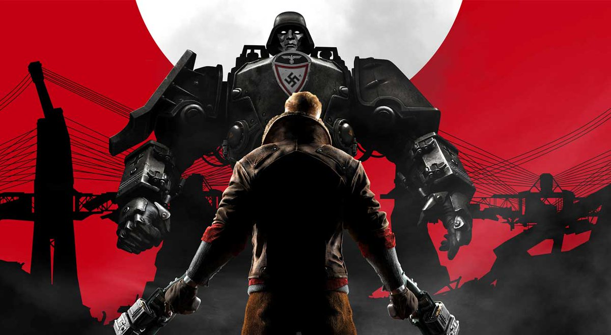 Test Wolfenstein the old blood fps nazi lageekroom blog gaming