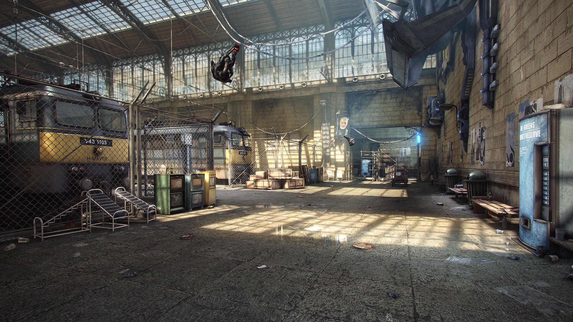 Half-Life 2 Opening Level Remade in Unreal Engine > GamersBook