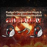 Dragonclaw Hook and Sennheiser Gaming Headset Giveaway
