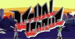 Second Lethal League Giveaway