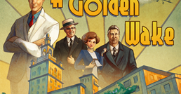 A Golden Wake Giveaway