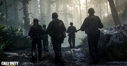 Call of Duty: WWII 'Meet the Squad' trailers