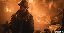 Call of Duty: WWII first trailer, screens and info