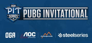 OGA PIT SERIES PUBG Invitational Announced