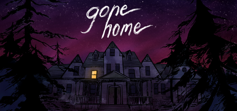Gone Home Giveaway