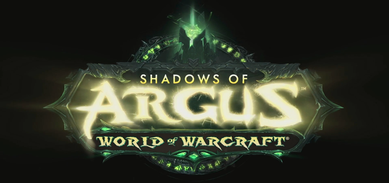 World of Warcraft: Legion – Shadows of Argus trailer