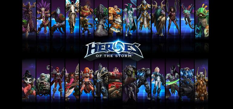 Second Heroes of The Storm Closed Beta Keys Giveaway (EU ONLY)
