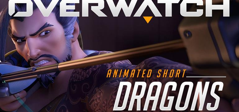 "Overwatch ""Dragons"" Animated Short"