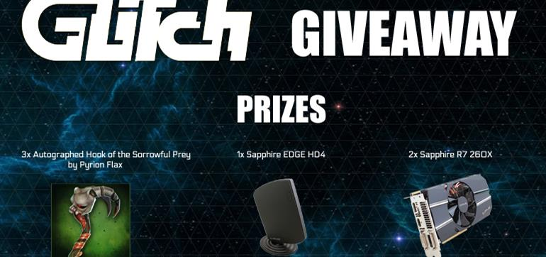 GLITCH & SAPPHIRE Graphic Cards and MINI PC Giveaway